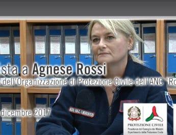 """Intervista di """"Abili a proteggere"""" ad Agnese Rossi su protezione civile e disabilità cognitiva"""